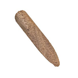 Заглушка мебельная (орех), 50 шт.