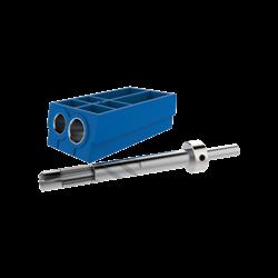 Custom Pocket-Hole Plug Cutter