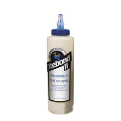 Клей Transparent II Premium Wood Glue Titebond 946 мл TB1125
