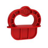 Вставки Kreg для установки зазора для приспособления Deck Jig Красный